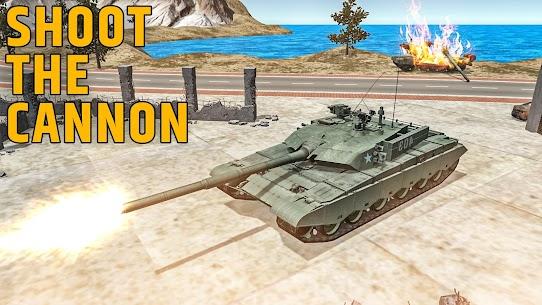 Tank Fighting War Games: Army Shooting Games 2020 4