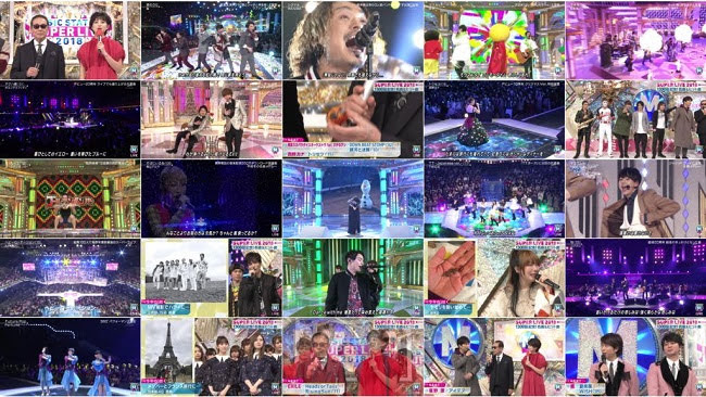 181221 (720p+1080i) Music Station Super Live