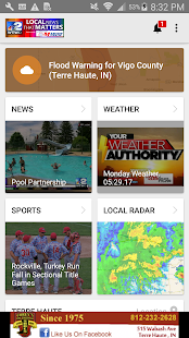 WTWO News MyWabashValley.com- screenshot thumbnail