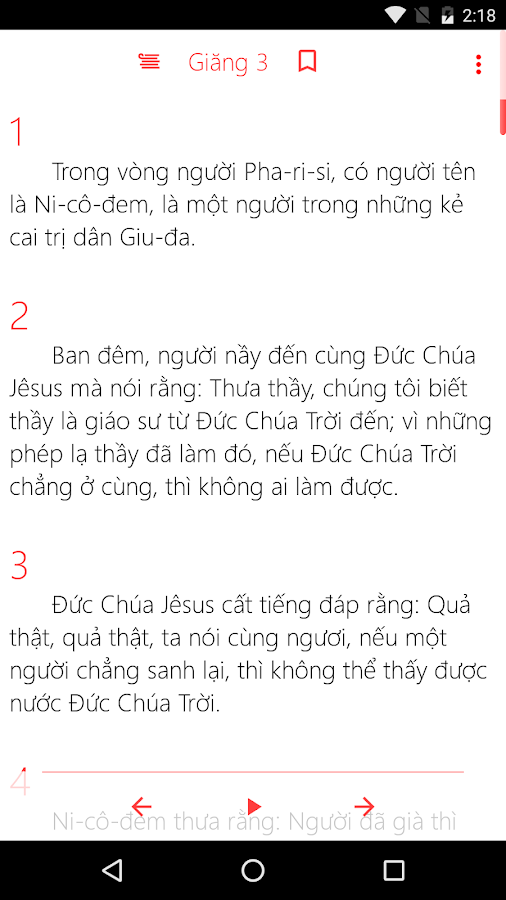Vietnamese Bible + Free Audio- screenshot