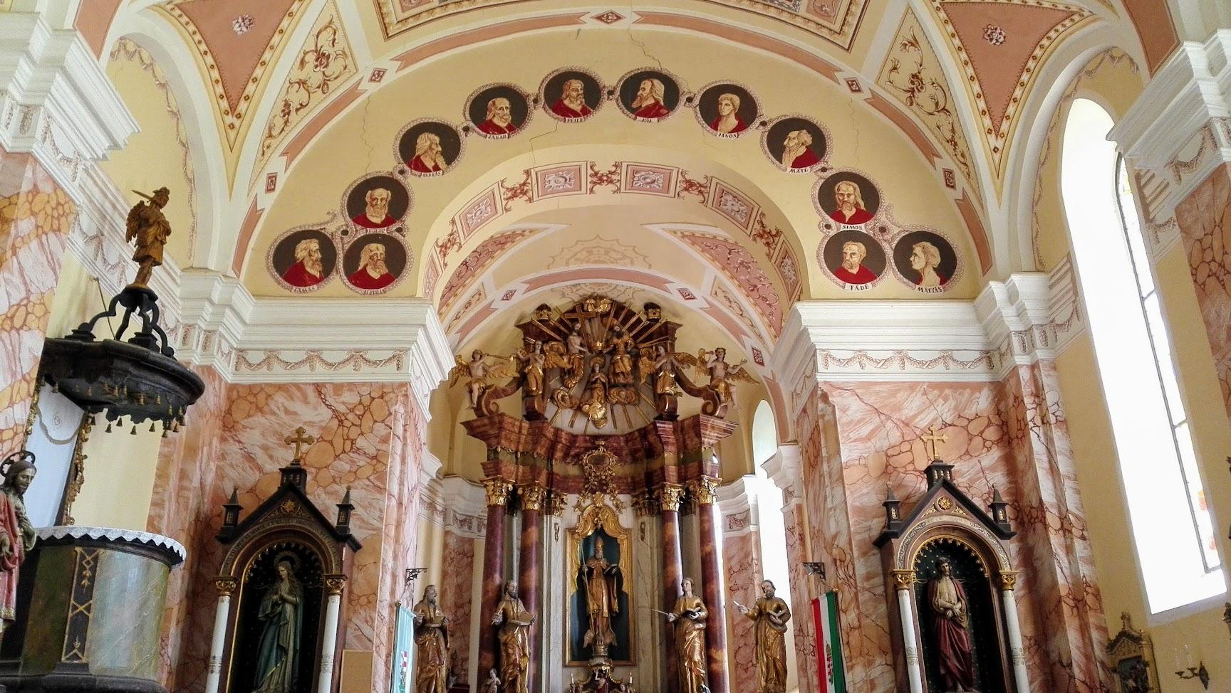 Nemesapáti - Szent Miklós rk. templom
