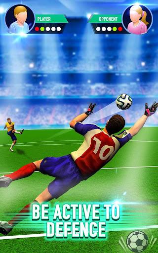 Football Strike - Soccer Game  captures d'u00e9cran 1