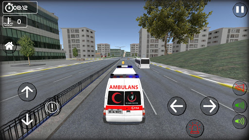 TR Ambulans Simulasyon Oyunu  screenshots 4