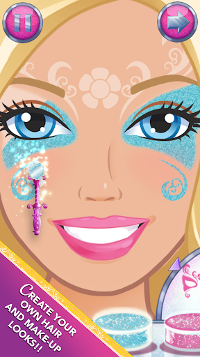 barbie magical fashion screenshot 2