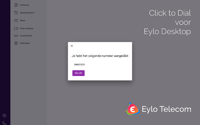 Eylo Click-to-Dial