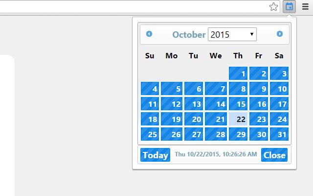 Quick Calendar Free