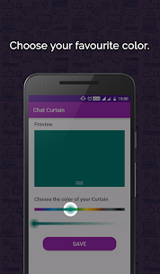 Download Chat Curtain App For Android 3