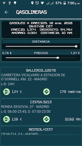 ECORUTAS screenshot 4