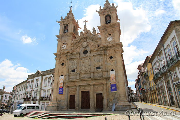 Интересные города Португалии - Брага