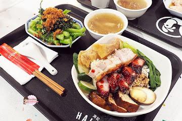 海記醬油雞飯