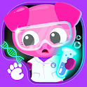 Cute & Tiny Science - Lab Adventures of Baby Pets icon