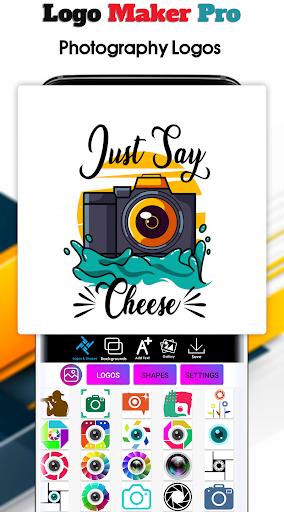 Logo Maker 2020- Logo Creator, Logo Design 1.1.3 Screenshots 2
