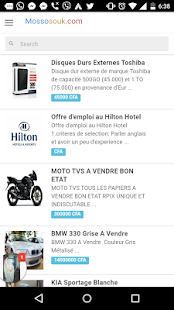 Mossosouk.com- screenshot thumbnail