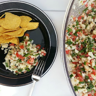 Fishless Ceviche