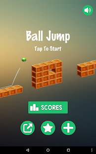 Ball Jump- screenshot thumbnail