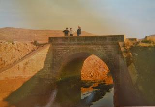 Photo: Puente del río Tuerto. Proveedor: Mª Jesús Fdez Bobadilla Untoria