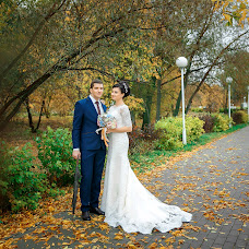Wedding photographer Natalya Shustrova (110291). Photo of 13.11.2017