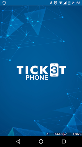 android TicketPhone - Produtores Screenshot 0