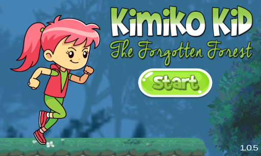 Kimiko Kid Forest Run