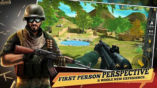 Yalghaar: Delta IGI Commando Adventure Mobile Game 1