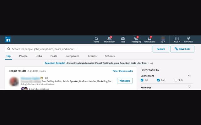 Lead Generator for LinkedIn