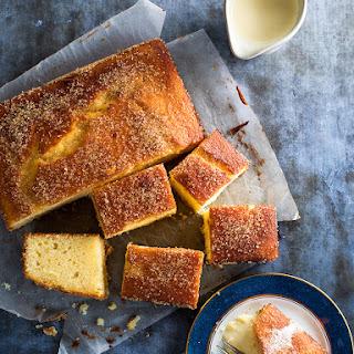 Citrus Syrup Cake Recipes