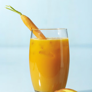 Mango, Pineapple and Carrot Juice