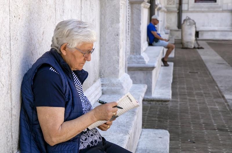 Solitudine in Citta' di Sagit64