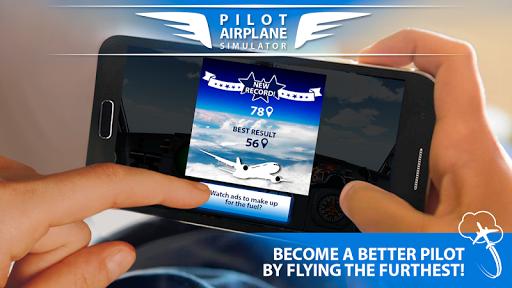Pilot Pesawat simulator 3D 1.2 screenshots 6