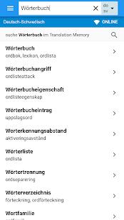 Schwedisch-Deutsch Wörterbuch - náhled