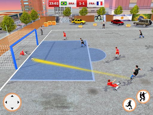 Futsal Championship 2020 - Street Soccer League 1.6 screenshots 5