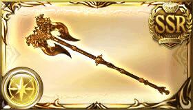 黄金の依代の杖