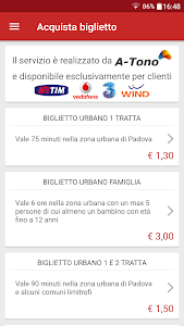 Orari Autobus Padova screenshot 3