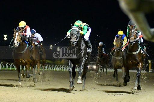 Full Start (Jump Start) se quedó con la victoria en el Clásico Adolfo P. Giovanetti (1200m-Arena-SI). - Staff ElTurf.com