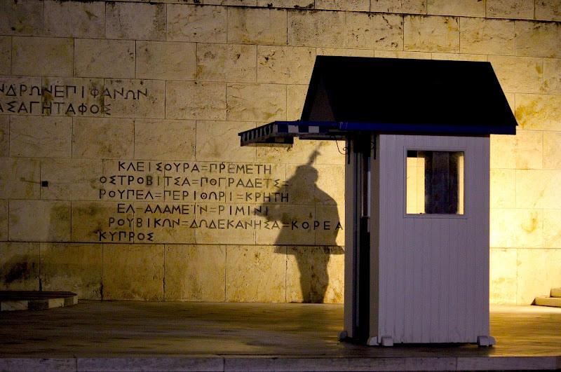 Una guardia ...nell'ombra di Arthemisia