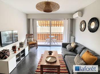Appartement 2 pièces 52,47 m2