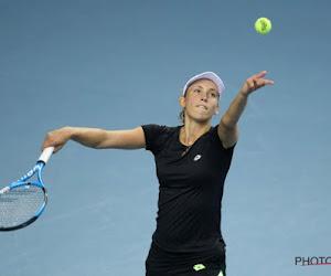 Elise Mertens kan de kers niet op de taart zetten in (dubbel)finale op WTA-toernooi van Cincinnati
