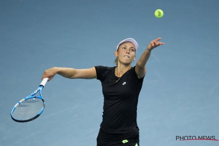 Wat een stunt! Mertens knalt US Open-winnares naar huis in twee sets