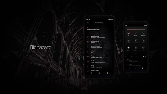 Biohazard Substratum Theme [PAID] [Free Purchase] 9