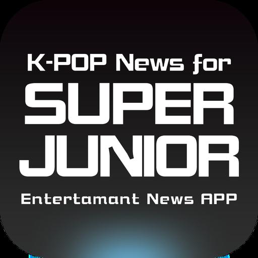 K-POP News for SUPER JUNIOR 娛樂 LOGO-玩APPs