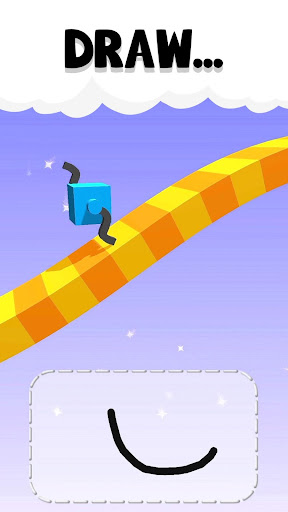 Draw Climber 1.10.4 Screenshots 1