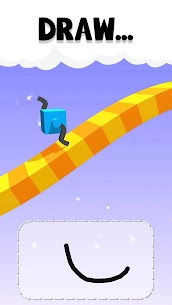 Draw Climber MOD (Unlimited Coins) 1