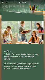 Osirius - náhled