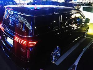 エルグランド PNE52 V6 Riderのカスタム事例画像 彫かく (埼玉・上尾)さんの2019年01月13日05:09の投稿