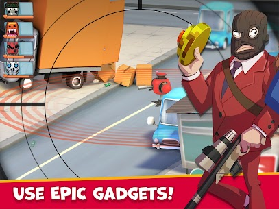Snipers vs Thieves MOD APK – Download (Marker/Ammo) free on android 9