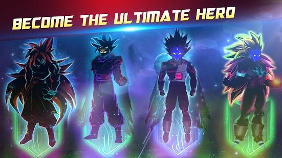 Dragon Shadow Battle 2 Legend: Super Hero Warriors - náhled