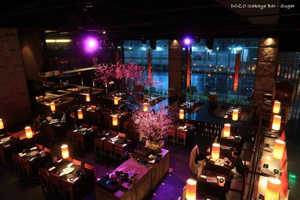 國父紀念館站 - 特色風格的創意日式居酒屋 - DOZO Izakaya Bar - 太鼓表演令人眼睛為之一亮