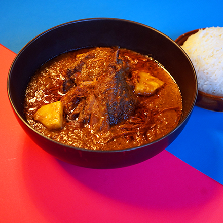 Aromatic Duck Confit & Pineapple Curry
