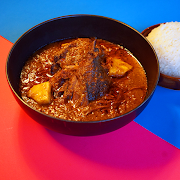 Aromatic Duck Confit & Pineapple Curry (GLUTEN FREE)