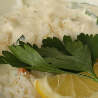 CheeseRank's Cheesy Crab Dip